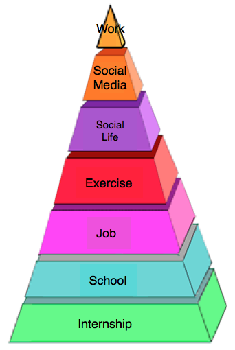 Arianna's hierarchy of needs