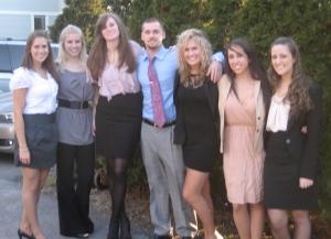 Champlain College seniors