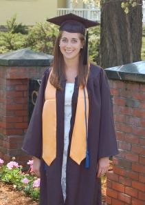 Arianna Bolotin Graduation
