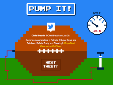 pumpupthepats.com